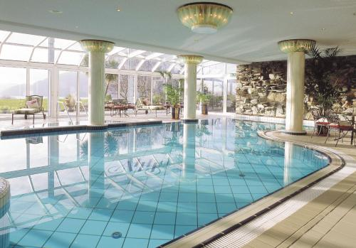 The swimming pool at or near Aghadoe Heights Hotel & Spa