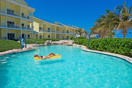 The swimming pool at or near All-Inclusive - Wyndham Reef Resort Grand Cayman