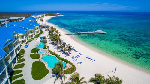 A bird's-eye view of All-Inclusive - Wyndham Reef Resort Grand Cayman
