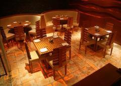 A restaurant or other place to eat at Hotel Apaar