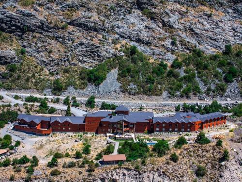 NOI Puma Lodge a vista de pájaro