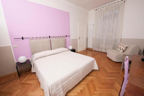 Letto o letti in una camera di Florian Rooms Guest House