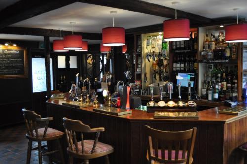 Лаундж или бар в Queenshead Inn