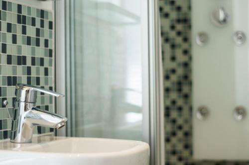 Ein Badezimmer in der Unterkunft B&B Randje Amsterdam
