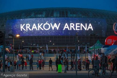 Wieczorna rozrywka dla gości nocujących obiekcie Apartment Kraków Arena