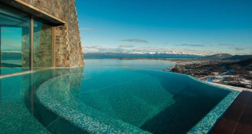 The swimming pool at or near Arakur Ushuaia Resort & Spa