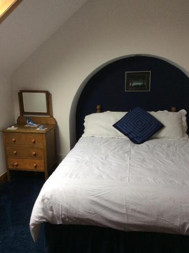 Un ou plusieurs lits dans un hébergement de l'établissement Belfast B&B