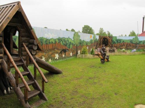 Детская игровая зона в Пит Стоп