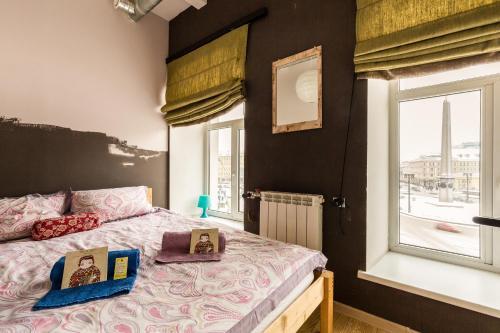 Кровать или кровати в номере Whose Suitcase