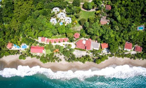 Tango Mar Beachfront Boutique Hotel & Villas a vista de pájaro