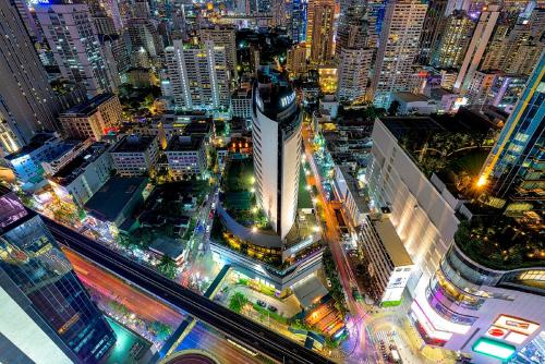 A bird's-eye view of The Westin Grande Sukhumvit, Bangkok