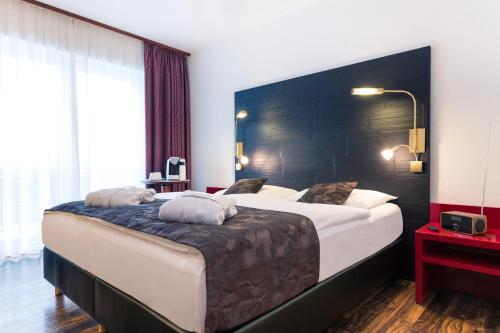 A room at Mercure Hotel Bad Oeynhausen City