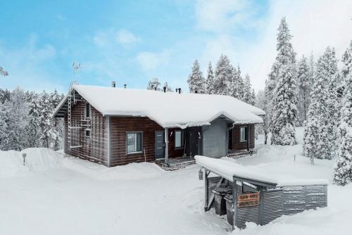 Rukankarhu Apartment II under vintern