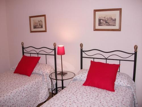 Una habitación en Casa Del Olivar