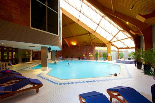 The swimming pool at or near Village Hotel Swindon