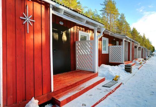 Шишки на Лампушке - Финская Калевала зимой