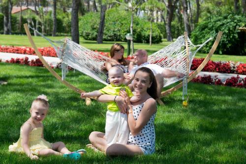 Семья в Otium Family Eco Club - Kids Concept