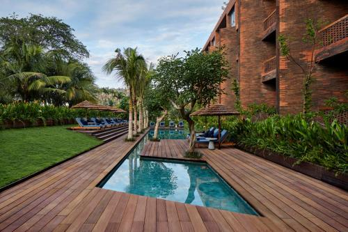 The swimming pool at or near Katamama Suites at Desa Potato Head