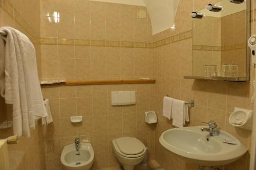 Bagno di Hotel Gufo