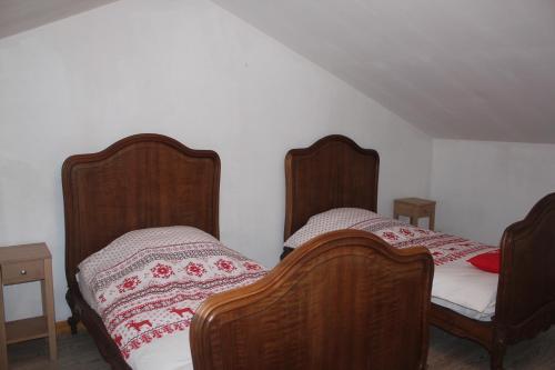 Un ou plusieurs lits dans un hébergement de l'établissement le Québec
