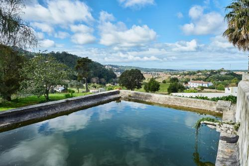 The swimming pool at or near Eugaria Country House by Lost Lisbon