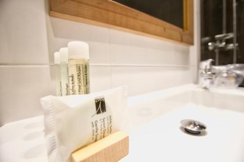 Un baño de Hotel Los Lagos Nature
