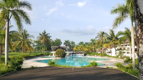 The swimming pool at or near GEC Rinjani Golf and Resort