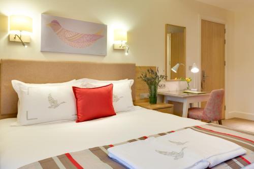 Letto o letti in una camera di Ida Costa Hotel - Special Category