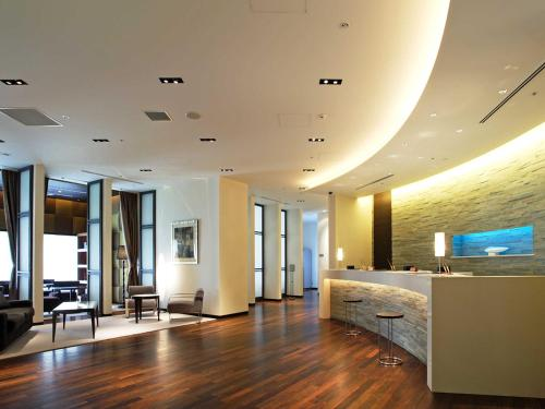 The lobby or reception area at Hotel Gracery Ginza