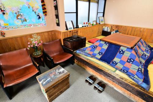 A room at Nikko Guesthouse Sumica