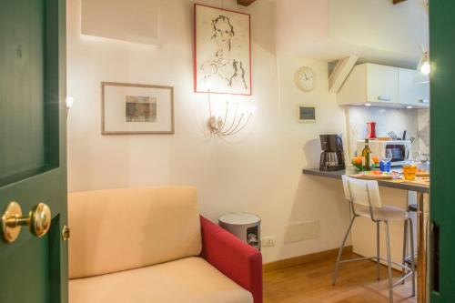 Zona de estar de Sitornino Apartment