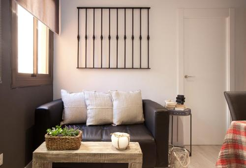 Zona de estar de Enjoybcn Diagonal Nord Apartment