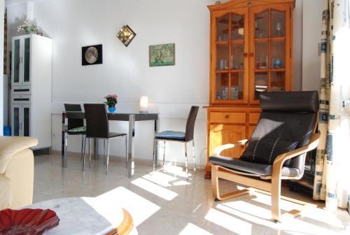 Zona de estar de Carabeo 26 Studios Casasol