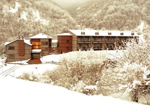 Hotel Kaimak Inn iarna