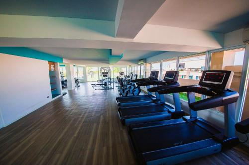 The fitness center and/or fitness facilities at Atlantis Condo Jomtien Pattaya