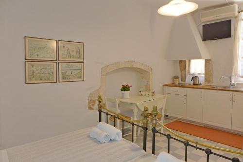 A room at Pension Eva