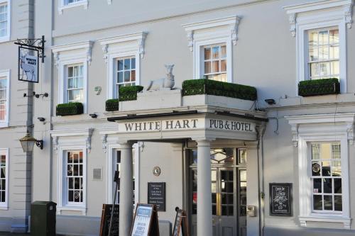 The White Hart Inn by Greene King Inns