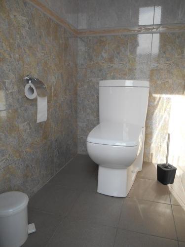 A bathroom at Camping 3 Gs