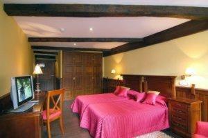 Cama o camas de una habitación en PR Santo Grial