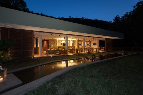 The swimming pool at or near Le Relax Luxury Lodge