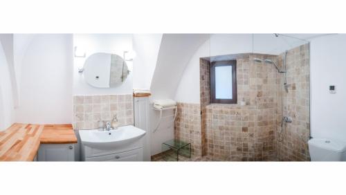 O baie la Nicolae Balcescu Apartment