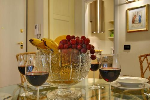 Bebidas en Orlando Palace Apartments