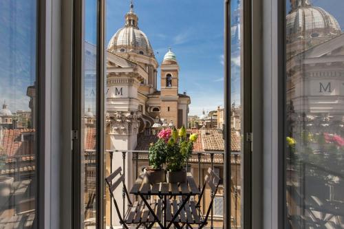 La Maison D'Art Spagna Rome, Italy