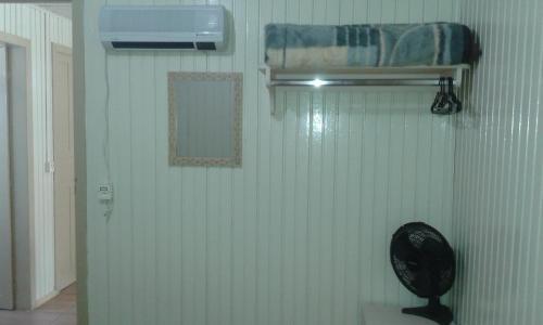A bathroom at Casa Canela