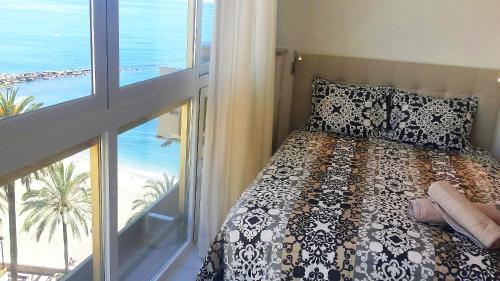 Cama o camas de una habitación en Luxury Studio