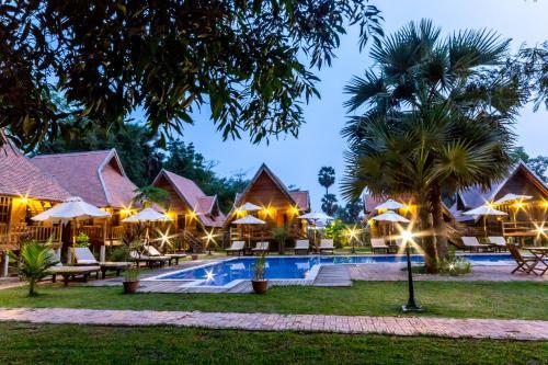 アンコール ハート バンガローの敷地内または近くにあるプール