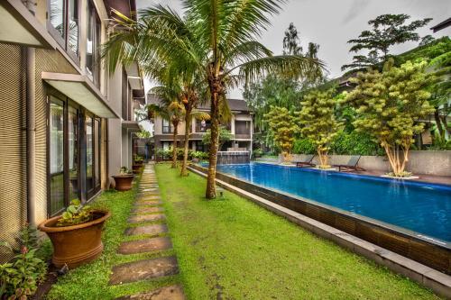 Piscina en o cerca de Summer Hills Hotel & Villas Bandung