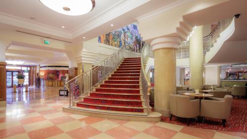Hall ou réception de l'établissement Hilton London Paddington
