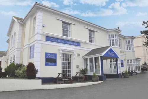 Babbacombe Royal Hotel and Carvery