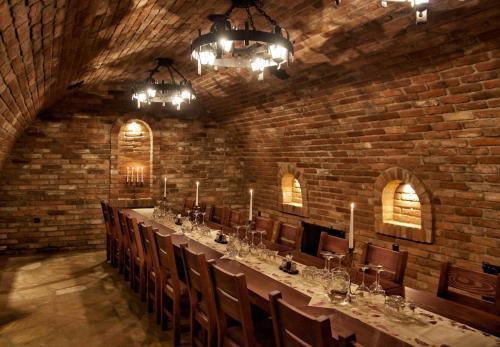 Restaurace v ubytování Penzion Onyx